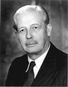 10 October - After seven years, Prime Minister Harold Macmillan announces his resignation tat the age of 69 on the grounds of ill health.