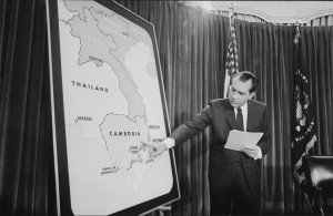 1 May – US Troops invade Cambodia as part of the Vietnam War.