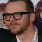 14 February – Simon Pegg