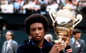 5 July – American tennis player Arthur Ashe wins Wimbledon, making history as the first black player ever to win the title.