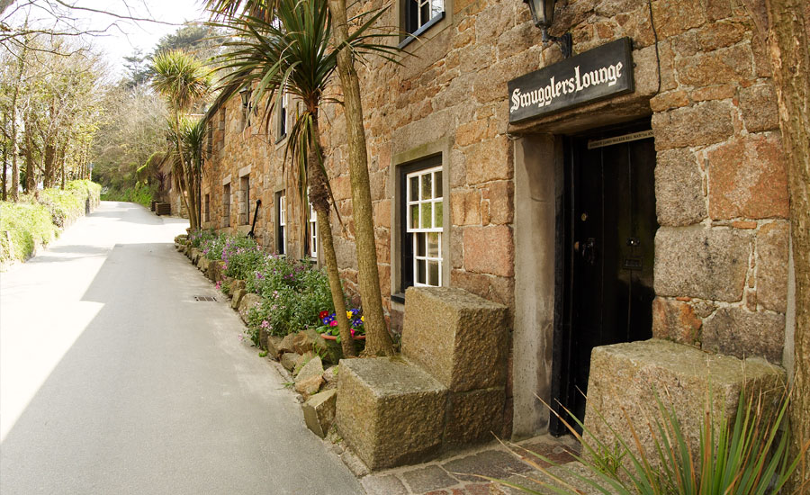 Old Smugglers Inn Jersey