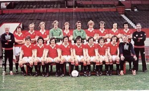 5 April – Manchester United are promoted back to the First Division just one season after being relegated.