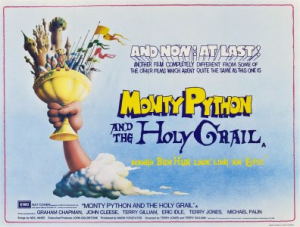 At the cinema: The Rocky Horror Picture Show, Monty Python and the Holy Grail and the Return of the Pink Panther all debut in cinemas.