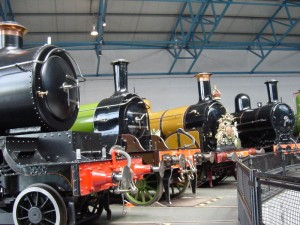 The National Railway Museum opens in York – the first national museum in the country outside London.