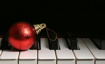 Grand Piano Keys.