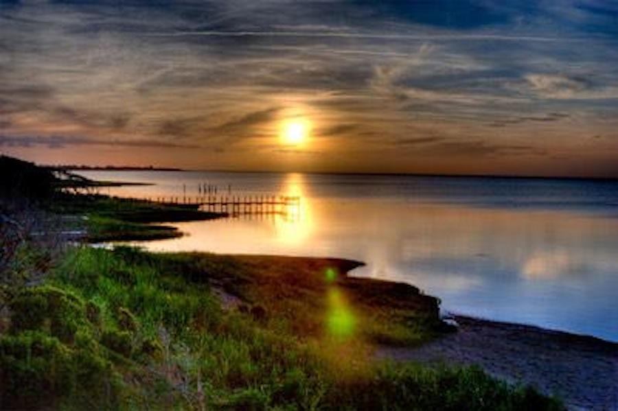 Cape Hatteras in North Carolina
