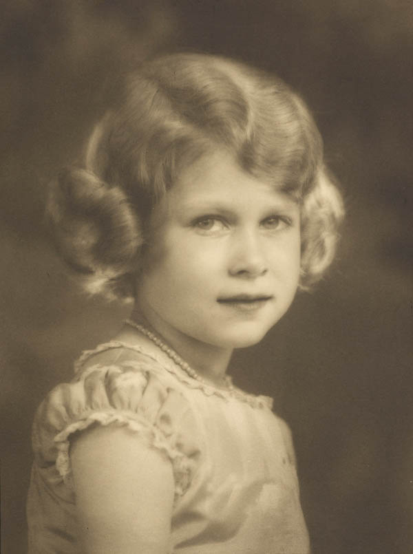 Elizabeth developed into a bright young child, pictured here aged six, in July 1932. She enjoyed her early childhood without the pressure of being the heir apparent; the first decade of her life most did not realise she would someday be Queen. Her father, Prince Albert, was the second son of King George V.