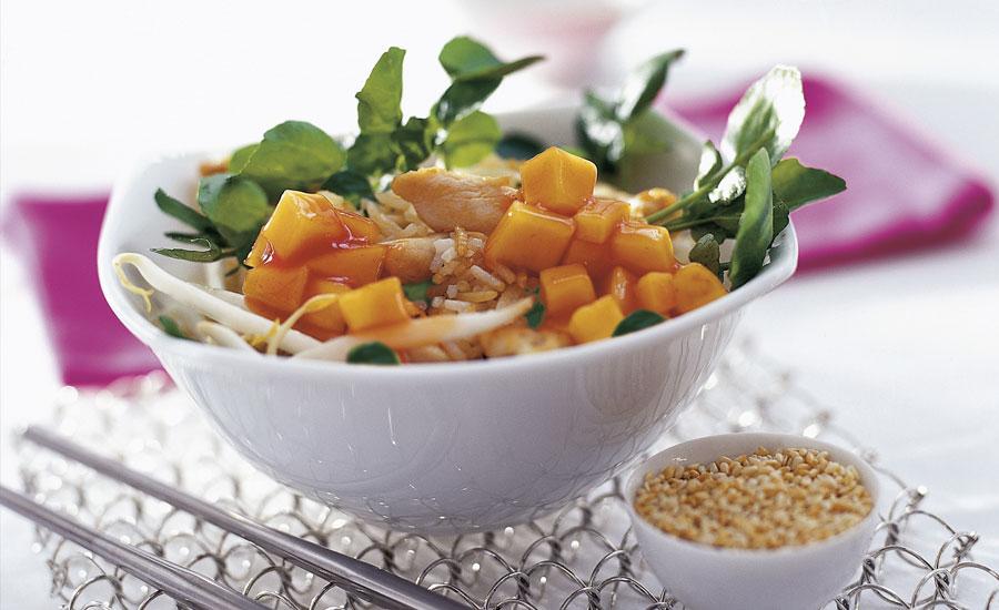 Levi Roots' Tenderstem, Cashew And Tofu Stir Fry Recipe ...