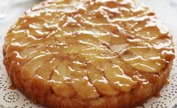 Streamline Spiced Pear Frangipan Tart