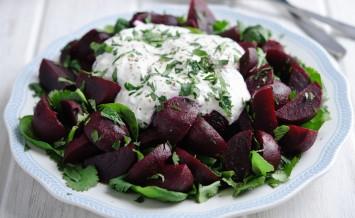 Moroccan-beetroot-&-herb-salad-with-yoghurt-dressing