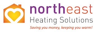 North East Heating Solution Logo