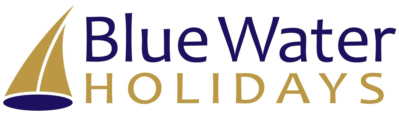 Blue Water Holidays Logo
