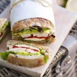 Chicken-and-Mozzarella-Sandwich-Loaf