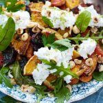 cumin-roast-beetroot,-squash-&-carrot-with-herb-salad