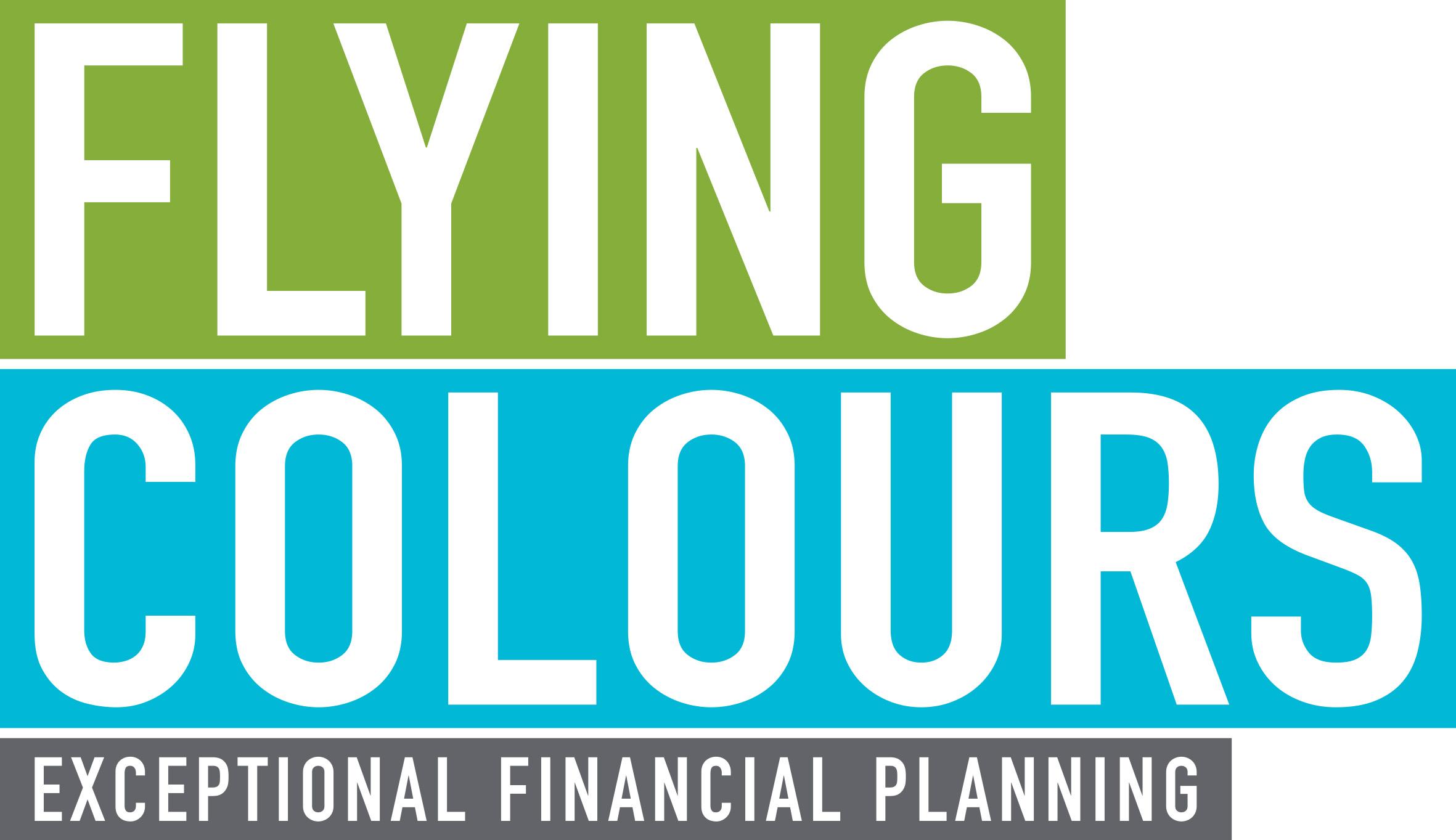 Fying Colours Master Logo - CMYK