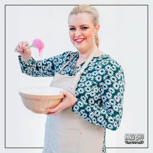 46-year old Louise is a hairdresser from Cardiff who loves using elaborate designs to decorate her ambitious bakes. Charity bake sales helped fuel her passion for baking, and now she loves to experiment with different flavours and flours to make delicious bread.