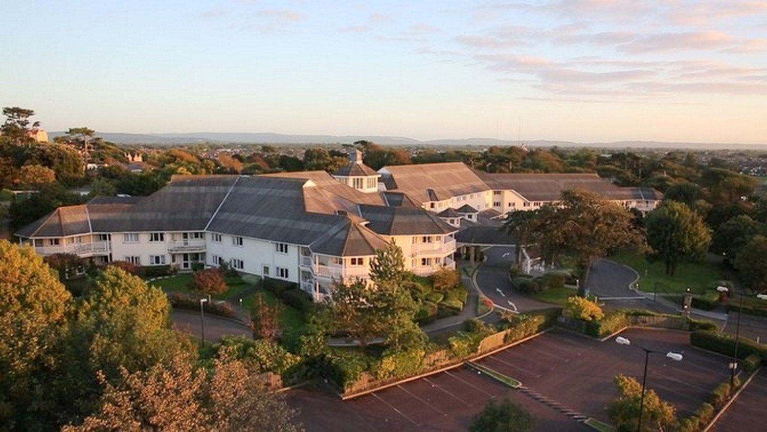 The Hawthorns Clevedon Retirement Village Somerset