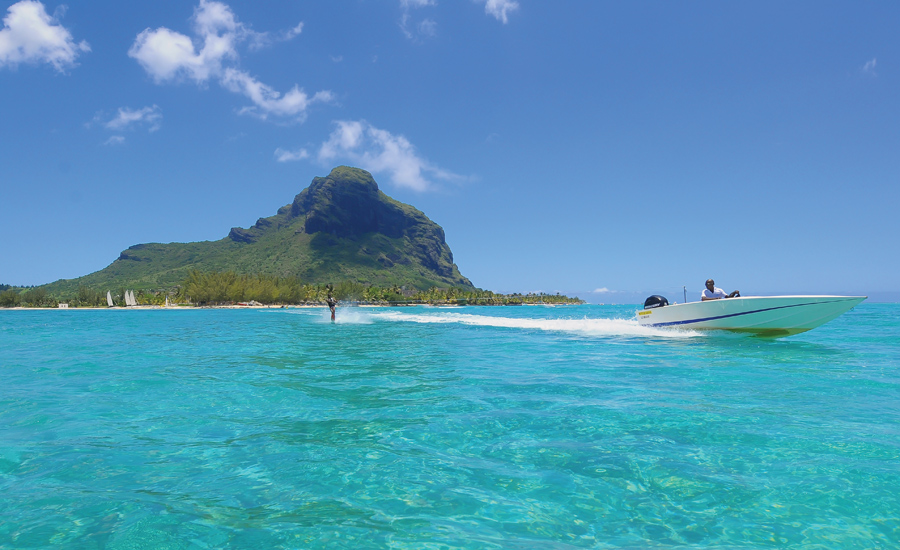 Mauritius water sports