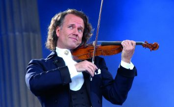 ANDRE RIEU PRIZE DRAW IMAGE