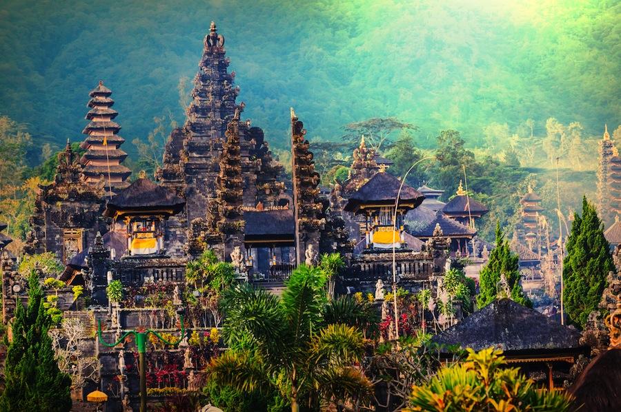 Bali - Pura Besakih temple -