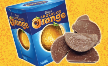 TERRY'S CHOCLATE ORANGE