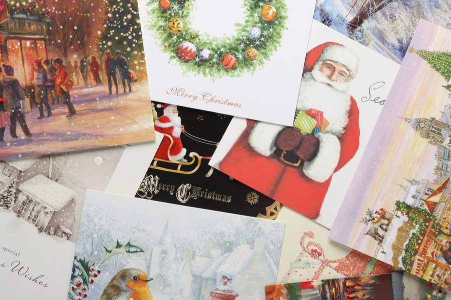 Will you be sending Christmas cards this year? - Silversurfers