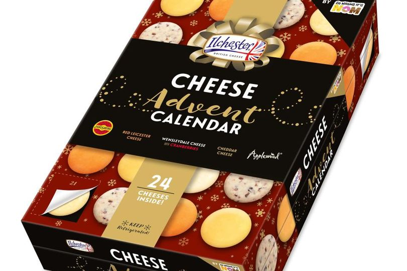 Are advent calendars becoming too commercialised for Where to buy cheese advent calendar