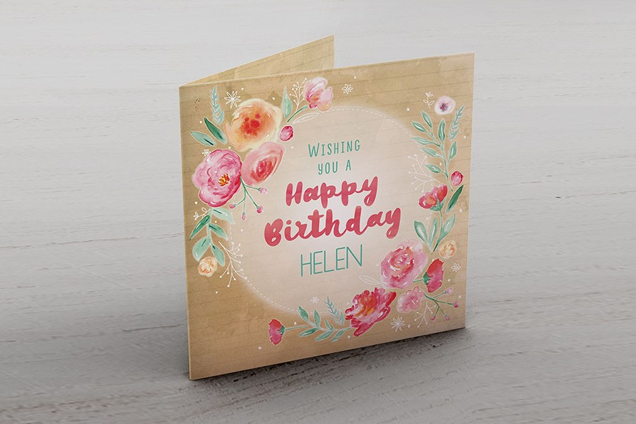 Get a free personalised card from card factory silversurfers discounts gifts get a free personalised card from card factory m4hsunfo