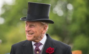Prince Philip at 98
