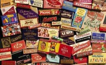 sweets from 1950