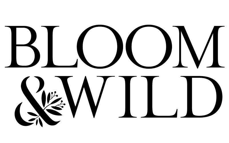 Bloom & Wild Logo D+ Nov19